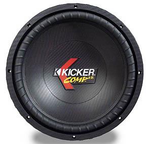 Kicker 12 comp specs